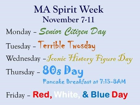 sa-fall-spirit-week