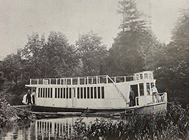 picture of the Morning Star boat