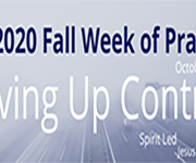 announcing the week of prayer