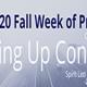 announcing the week of prayer
